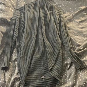 Gray Mossimo sweater